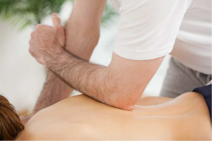 Mythe #1: Le Massage Deep Tissue, c'est du massage suédois mais en plus fort.